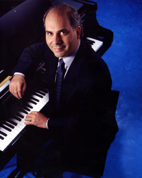 Richard Glazier - Steinway Society the Bay Area